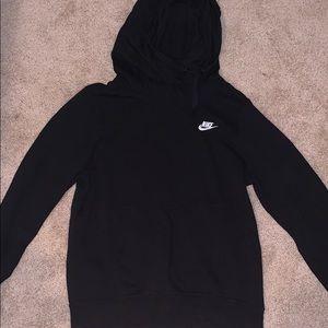 Nike Black Cowel Neck